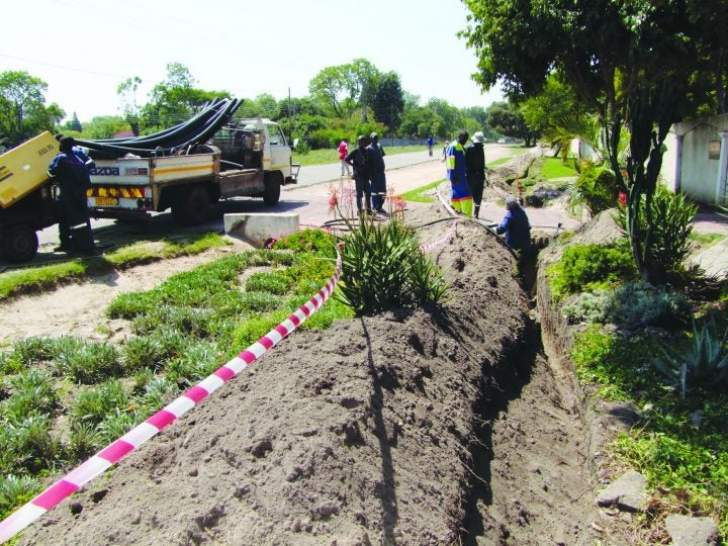 City ups trenching fees from $10 000 to $100 000