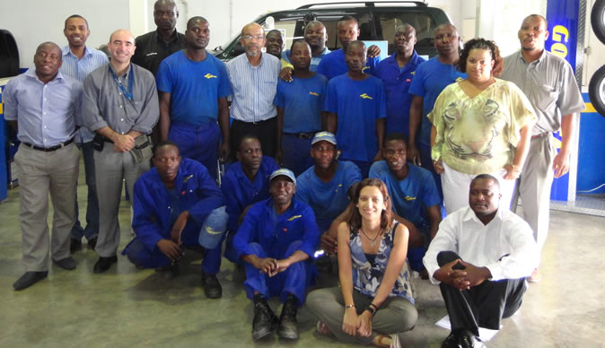 Goodyear moves to strengthen mozambican operations for Coast to coast motors hayward ca