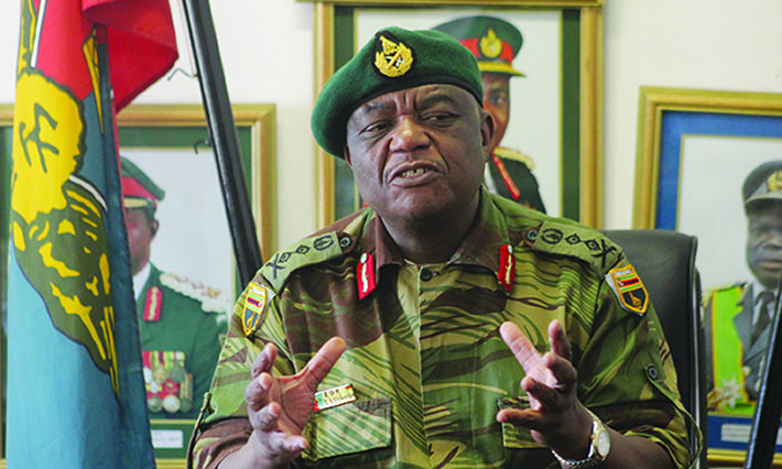 'Zimbabwe generals are done with talking'