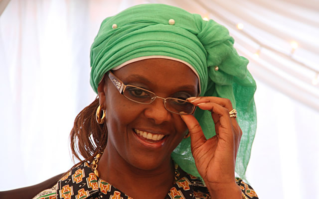 SA to grant Grace Mugabe diplomatic immunity and allow her to return to Zimbabwe