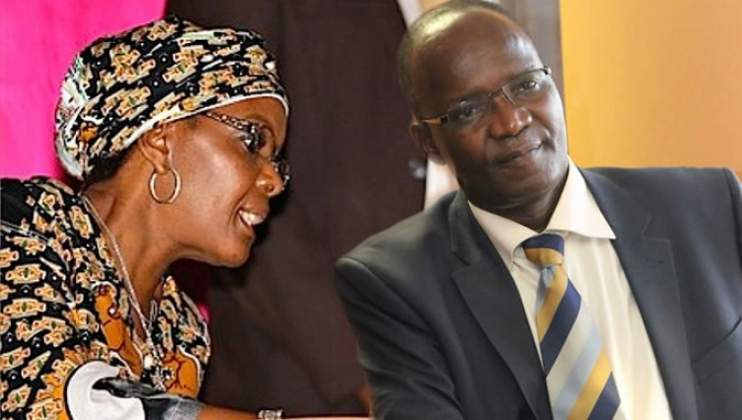 Jonathan Moyo's messy fallout with Grace Mugabe