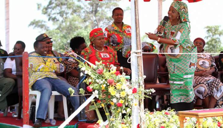 The first lady Grace Mugabe to admit she has a behaviour problem