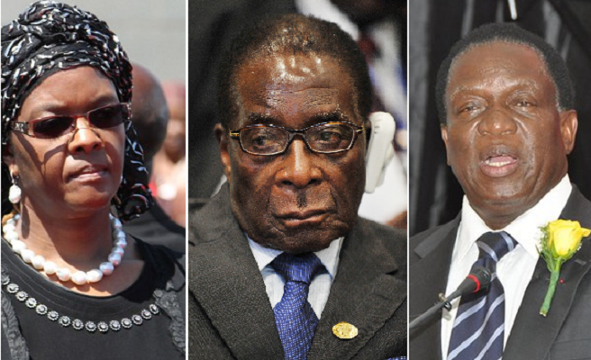 Mugabe, Mnangagwa know when to quarrel & when not to, opposition must copy