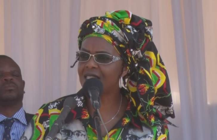 Grace Mugabe implicated in international ivory poaching syndicate