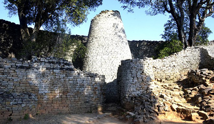 Racism is behind outlandish theories about Africa's ancient architecture