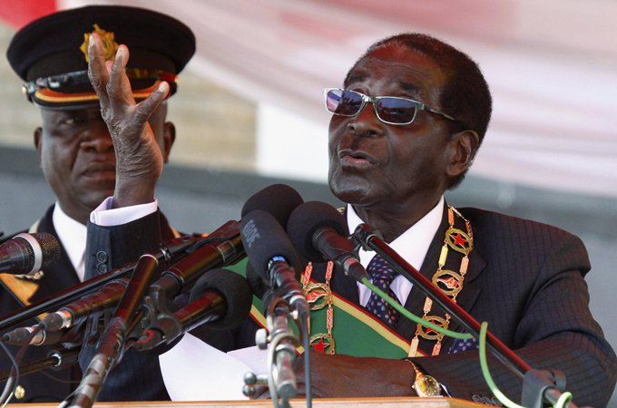 How Mugabe survived assassination in Gutu