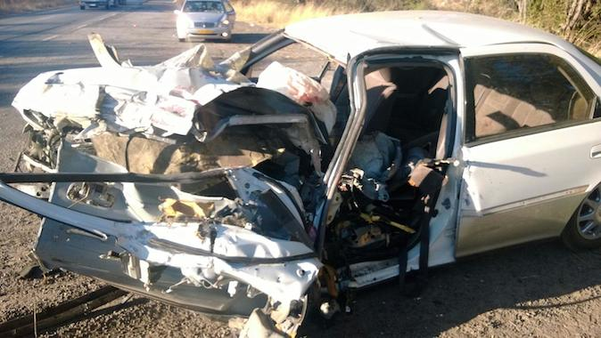 3 accidents in one night along Chivhu highway - WhatsApp