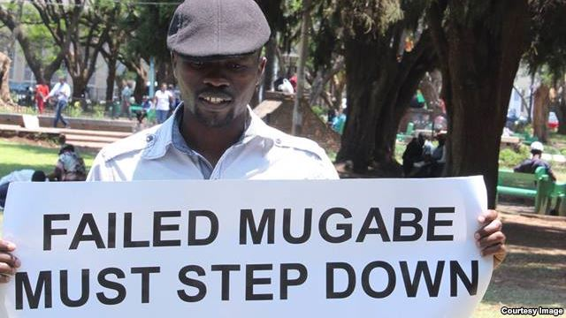Dzamara demands 'abducted' brother from Mnangagwa
