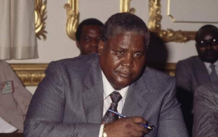 Joshua Nkomo predicted the split of Zimbabwe in 1986