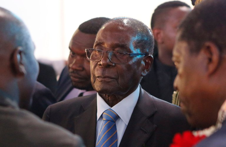Mutasa wanted Mugabe tried at ICC over Gukurahundi