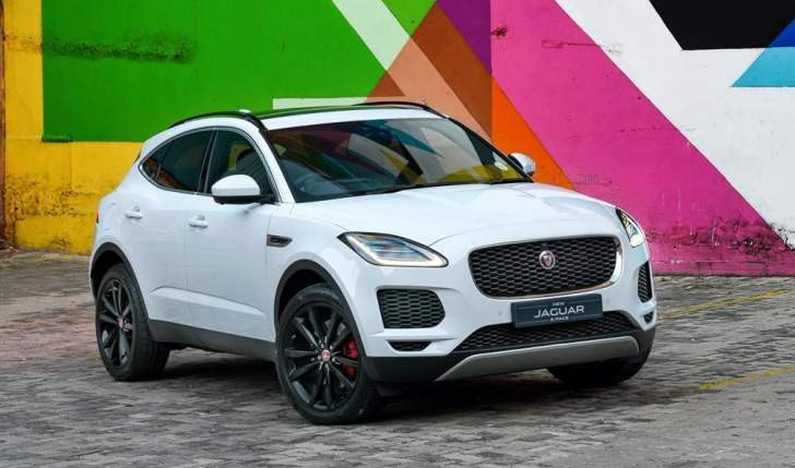 Jaguar E-Pace: Now in Sub-Sahara Africa