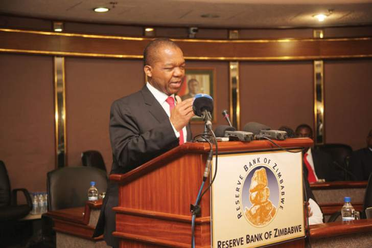 RBZ Governor John Mangudya Introduces New Currency -
