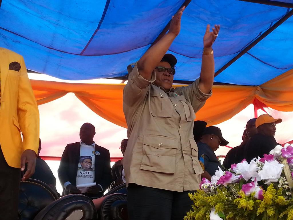 Mujuru's NPP on the verge of collapse