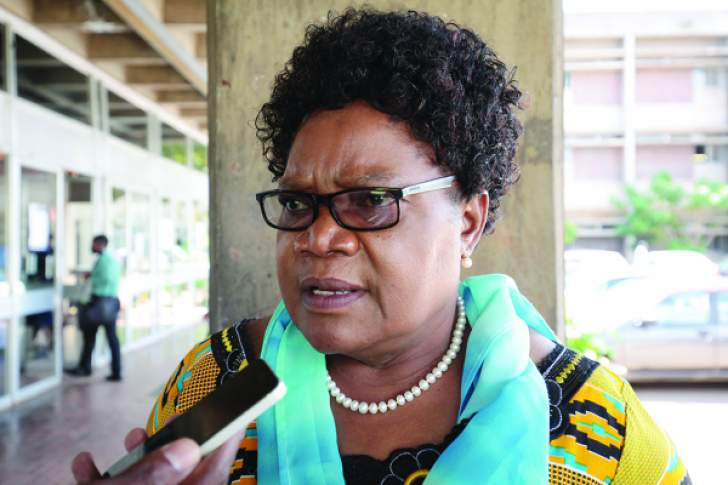 Mujuru speaks on national healing