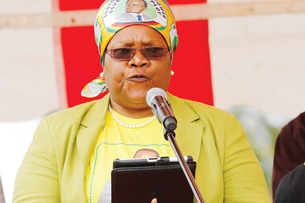 PRC call for Mujuru to respond to Chiwenga's statements