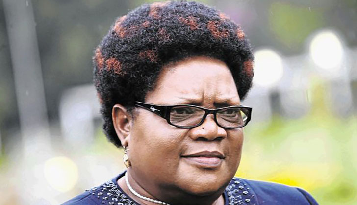 Mujuru 'was confined to her ivory tower' to stop Zanu PF misrule, says Mugwiji - case of insanity