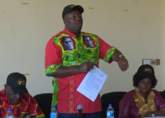 WATCH: Kasukuwere speaks for the first time