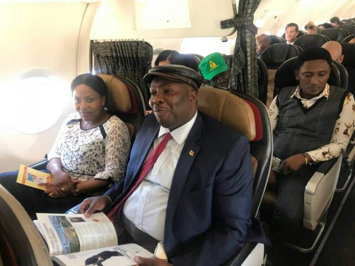 Police keen to interview Kasukuwere