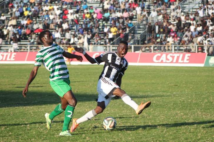 Kelvin Moyo to trial with SuperSport United