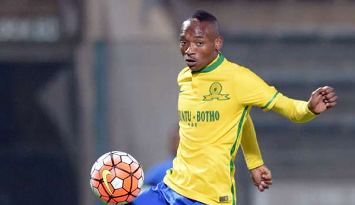 Khama Billiat non-committal