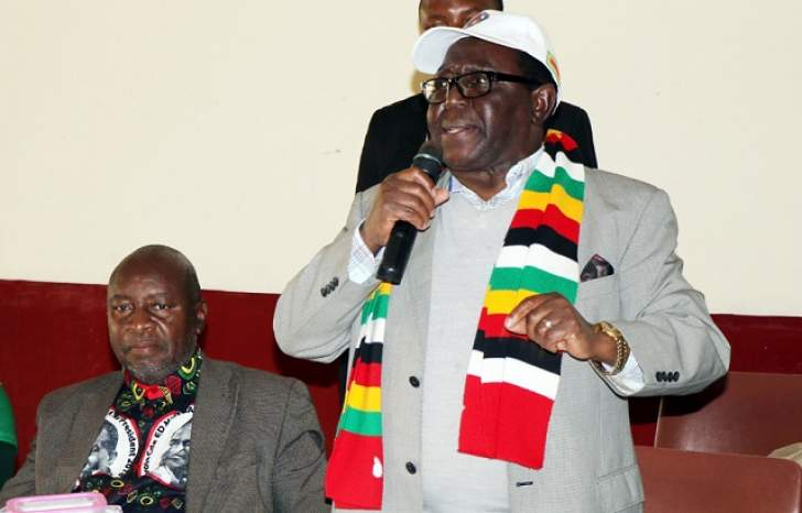 Stay loyal to Dr Nkomo, vote Zanu-PF, says Khaya Moyo