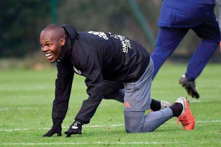 Musona in baptism of fire