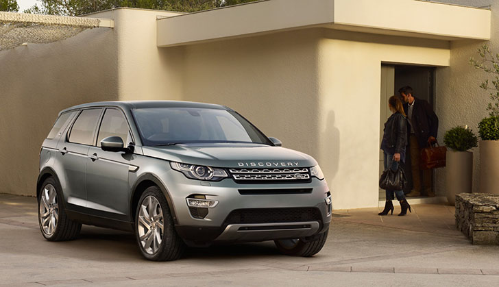 Essential Discovery Sport accessories for family road trips