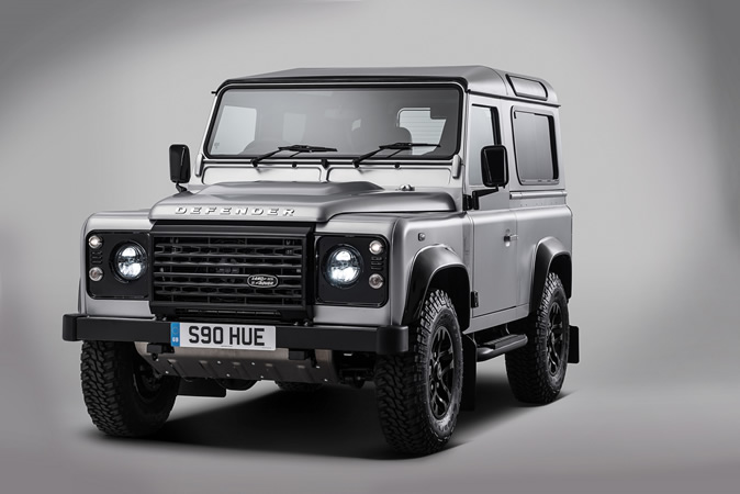 Land Rover creates one-of-a-kind Defender to mark 2 000 000th production milestone