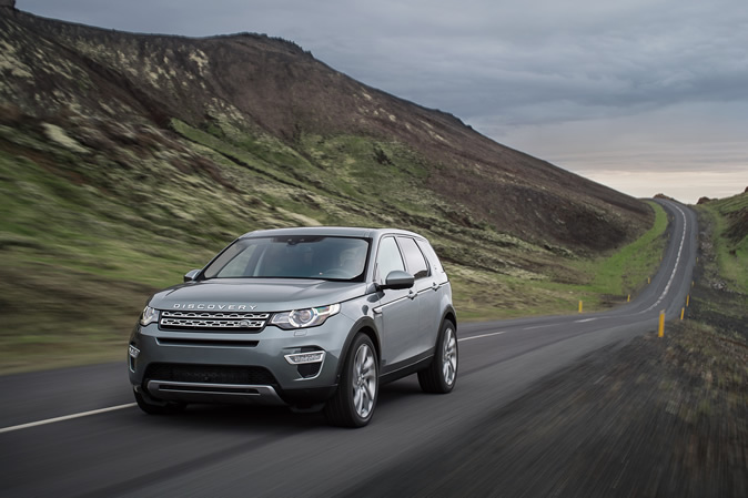Discovery Sport the newest, most affordable addition to the LandRover Discovery family