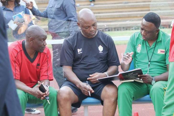How on earth is Chidzambwa still in charge?