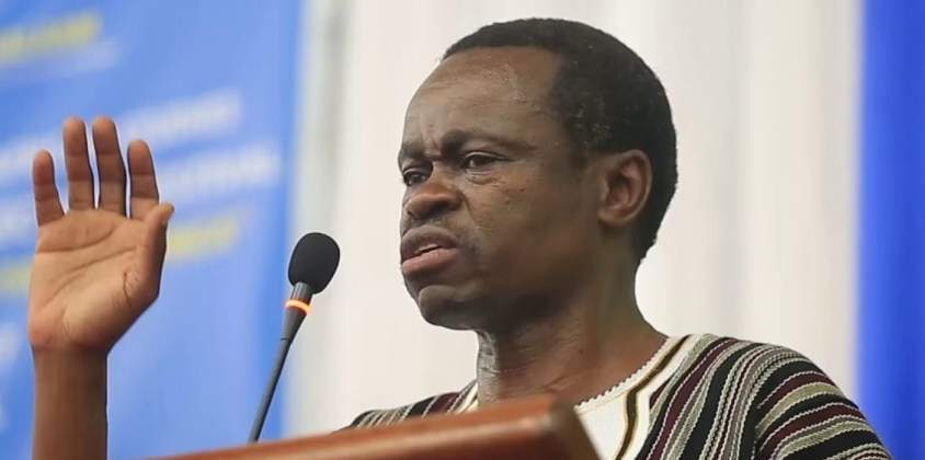 Lumumba urges Zimbabwe political leaders to save 'this great country'