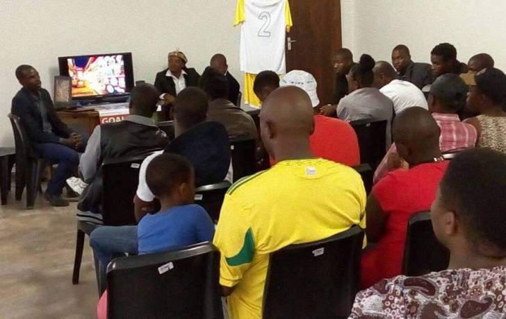 Matabeleland gears up for the World Football Cup