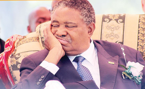 Phelekezela Mphoko exposes ZANU PF killing secret?