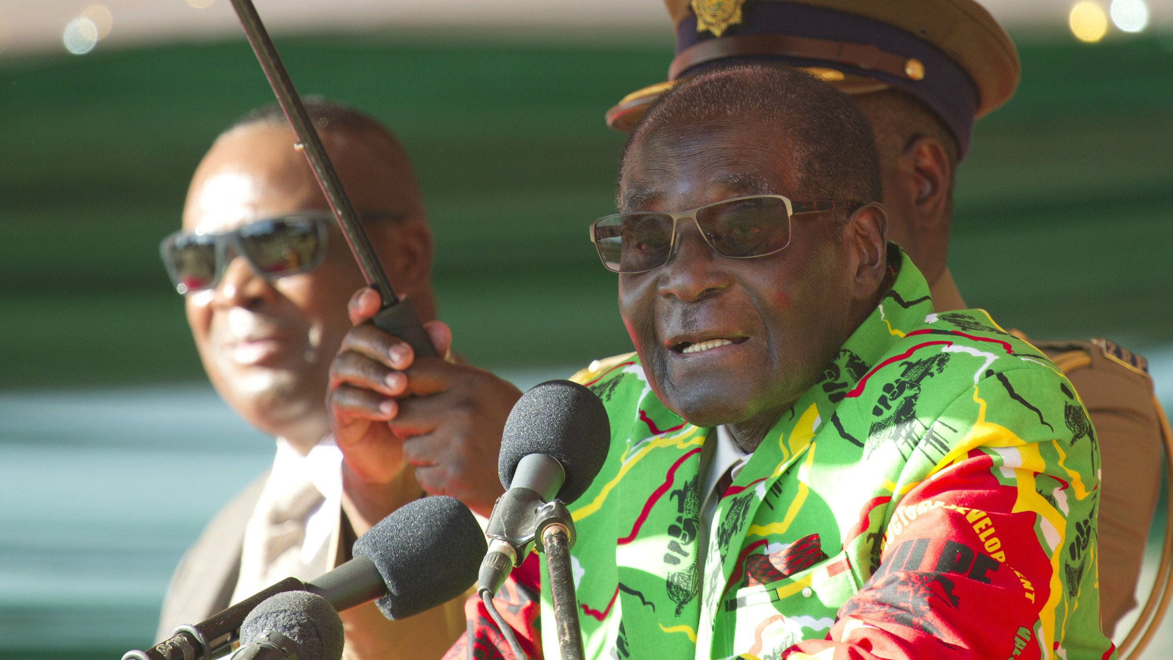 MDC-T says WHO was not supposed to appoint Mugabe as a Goodwill Ambassador