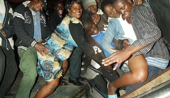 Alick Macheso show at Spillway Pub in Pictures ...