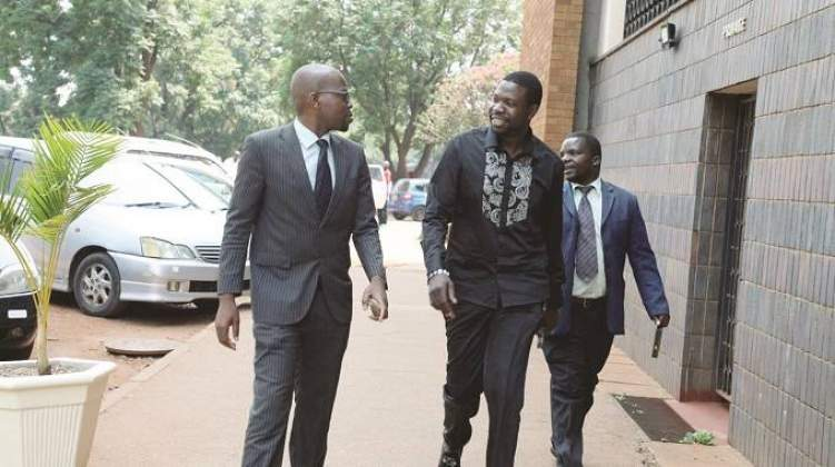 Magaya opens up on arrest