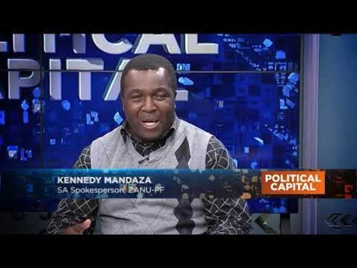 WATCH: Zanu PF, MDC Alliance square off in TV debate
