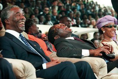 Mbeki's Zim GPA was a major African diplomatic success