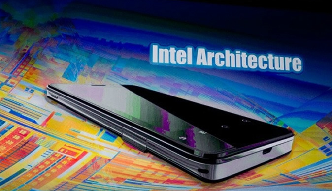 Intel announces its first Smartphone chip customers- Medfield chip