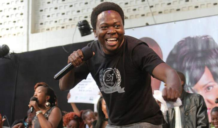 Mkhululi Bhebhe puts Zimbabwe on gospel map