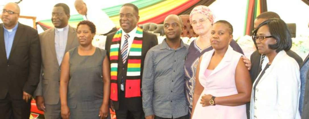Mnangagwa and Matabeleland leaders finally find each other