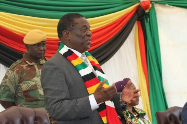 Mnangagwa creates courts for politically motivated crimes