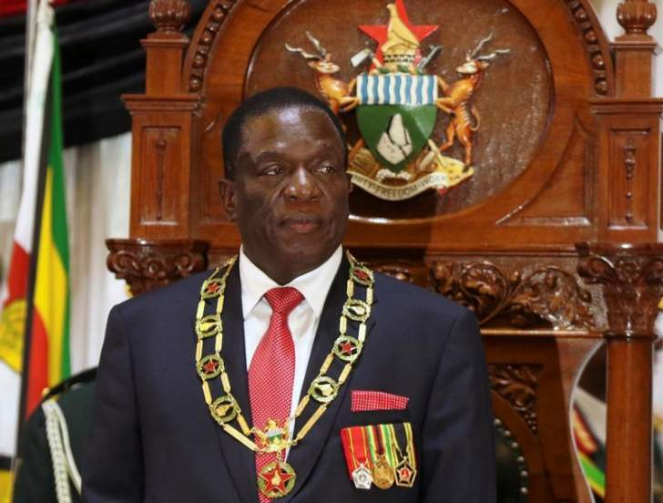 Mnangagwa orders US-dollar payment on foreign currency pensions - Bulawayo24 News