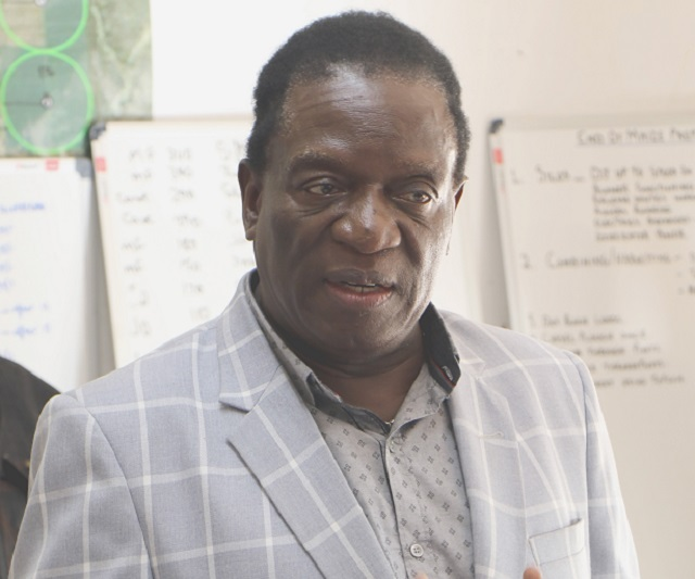 Mnangagwa lies about Gukurahundi commission, says Mathuthu