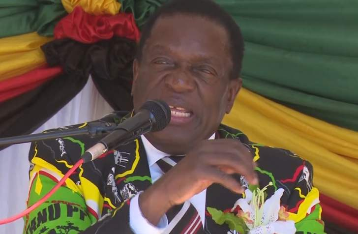 Mnangagwa to make job creation a priority