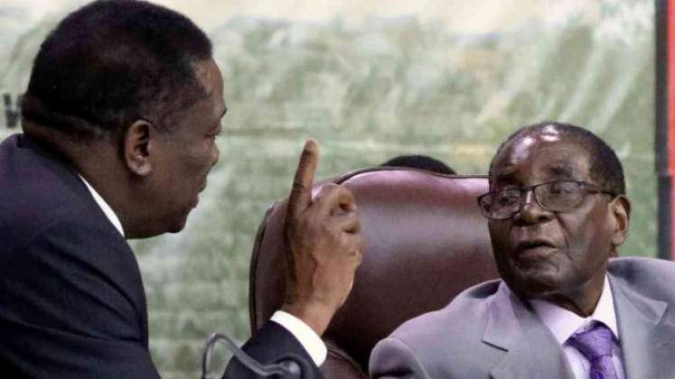 Mugabe ruled 37 years, Mnangagwa's will not last 37 months
