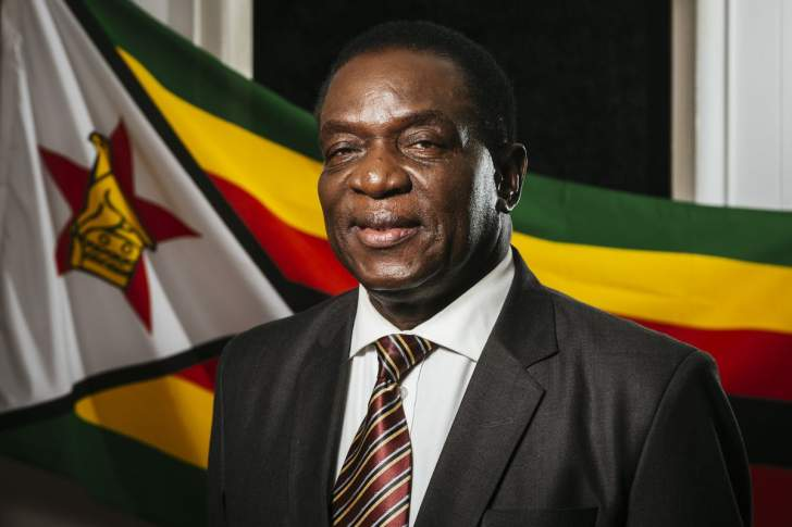 Mnangagwa chooses strong team for Cabinet