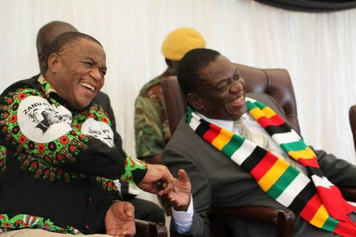2 bulls in the new dispensation kraal