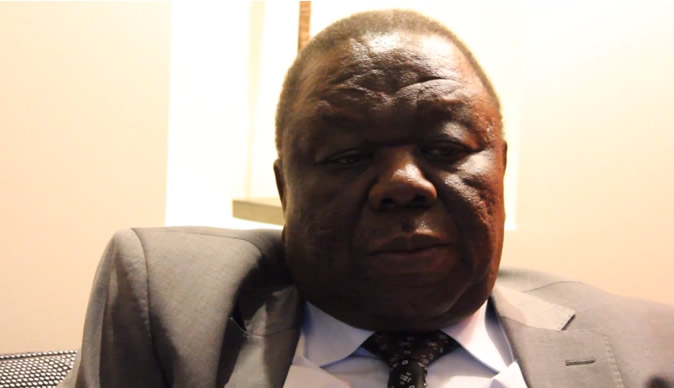 'Coalition of zeros' throw weight behind Tsvangirai