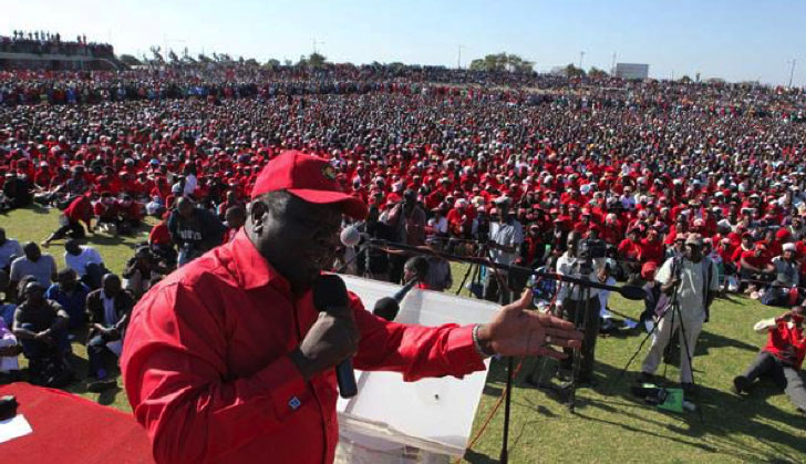 Tsvangirai supporters organise red Saturday in honour of him